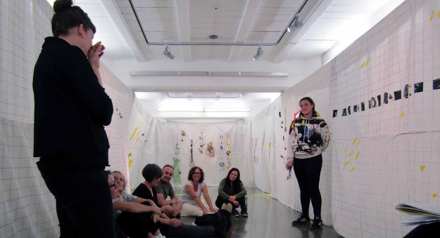 Laura Kalman workshop